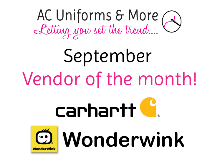 September's Vendor of the Month!